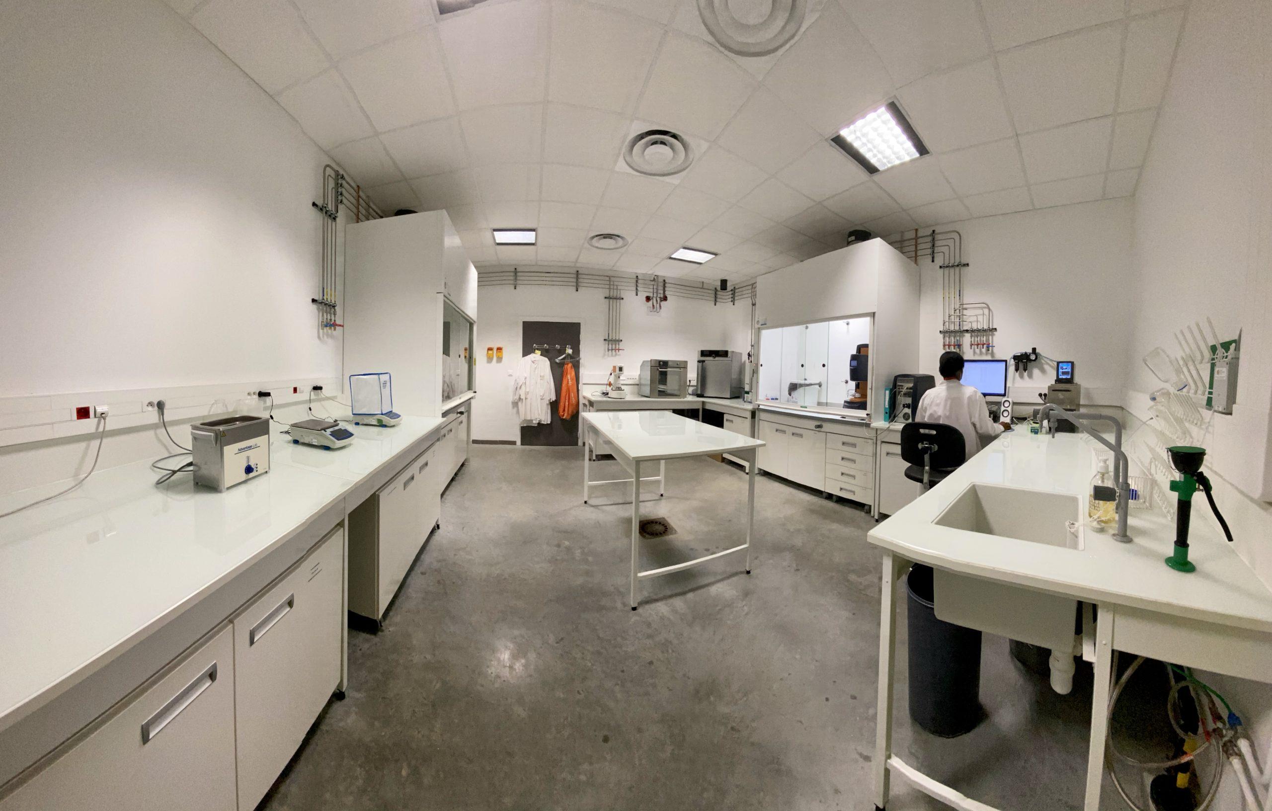 Laboratoire rhéologie   Rheonova